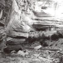 Three Turkey Ruins near Canyon de Chelly