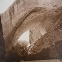 Lobo Arch sepia