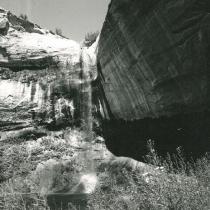 Upper Calf Creek Falls in Escalante