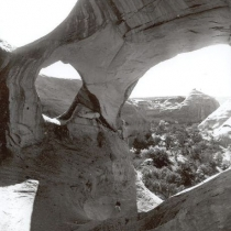 Spiderweb Arch Hunt's Mesa
