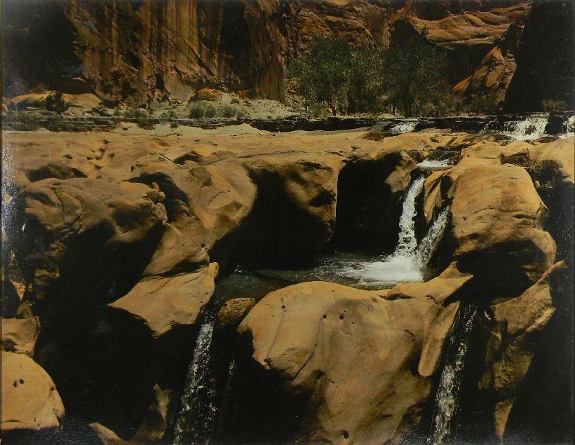 Falls in Navajo Canyon