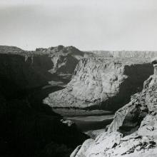 Pre-Dam Glen Canyon