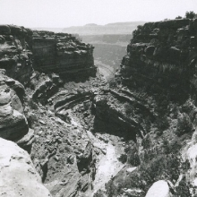 Burro Canyon East of Toroweap