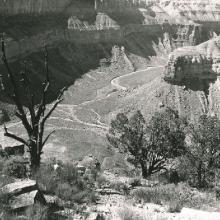 Kanab Canyon from Buckhorn Point