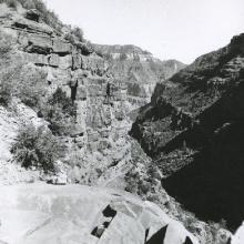 On the North Rim Kiabab Trail