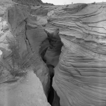 Blue Canyon Sandstone Ravine