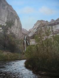 CA HT 820 Lower Calf Creek Falls