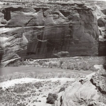 White House Ruins Across Canyon de Chelly
