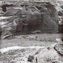 White House Ruins Across Canyon de Chelly