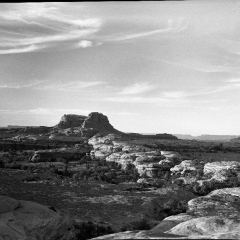 Afternoon in Canyonlands