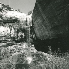 Upper Calf Creek Falls in Escalante