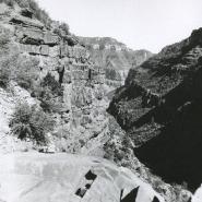 On the Kiabab Trail North Rim 580