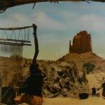 Weavers near the Mittens